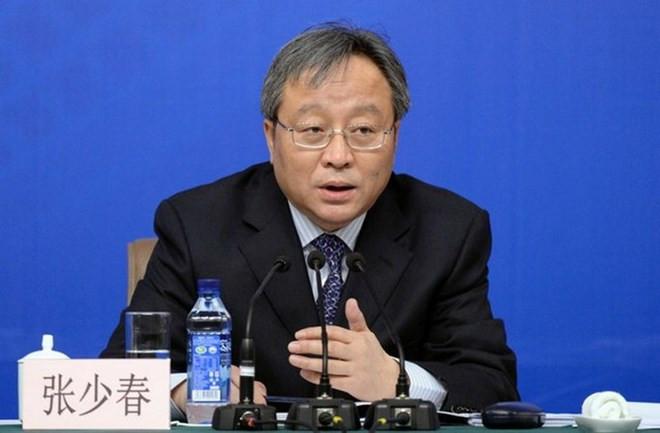 Cựu quan chức cấp cao Trung Quốc ra tòa do nhận hối lộ