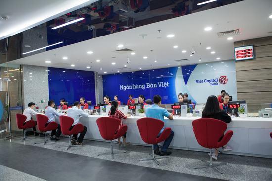 Ngân hàng Bản Việt - hành trình 26 năm gắn kết