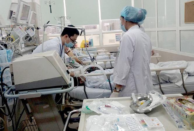Rét đậm kéo dài, người bị đột quỵ nhập viện tăng 10-20%