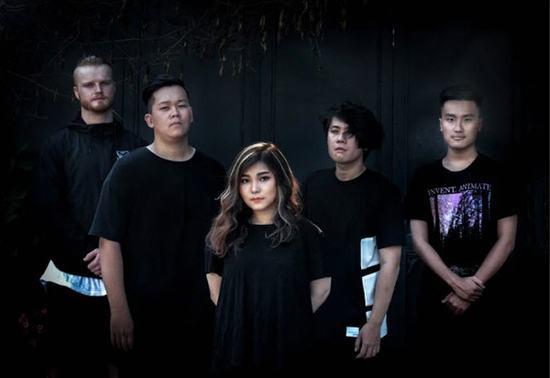 V-Rock: Cháy hết mình cùng ban nhạc trẻ Windrunner