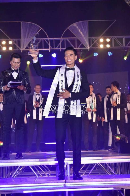 Đại diện Việt Nam xuất sắc đăng quang Mr International 2019