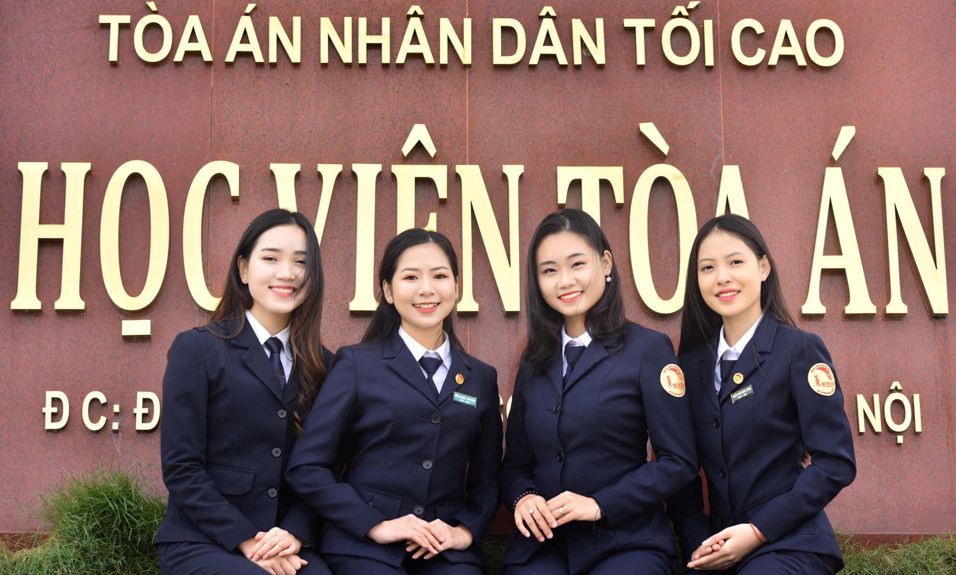Học viện Tòa án tuyển sinh 360 chỉ tiêu trong năm 2019