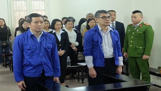 Nguyên Tổng giám đốc Vietsovpetro lĩnh 3,5 năm tù