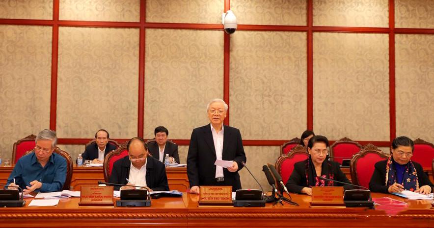 Tổng Bí thư, Chủ tịch nước: Nghệ An không nên lựa chọn quá nhiều mũi nhọn phát triển