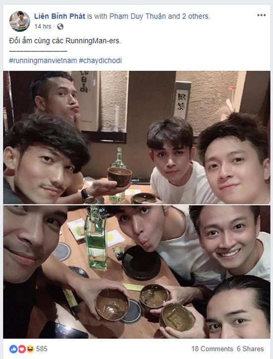 Ninh Dương Lan Ngọc, BB Trần, Ngô Kiến Huy lập hội bạn thân mới của Showbiz