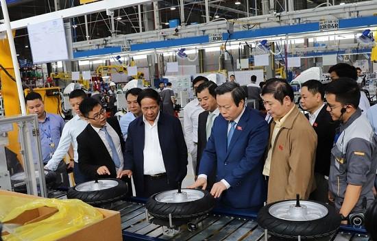 Vinfast có hướng đi phù hợp chiến lược phát triển cơ khí của Việt Nam