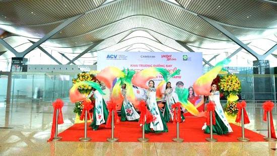 Vietjet khai trương đường bay quốc tế Nha Trang - Đài Bắc (Đài Loan)