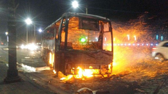 Hàn Quốc: Hơn 470 ngôi nhà bị thiêu rụi hoàn toàn sau vụ hỏa hoạn