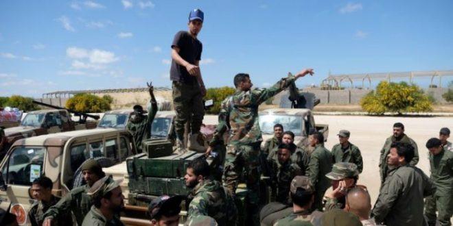 Mỹ, Ấn Độ rút quân khỏi Libya vì căng thẳng leo thang