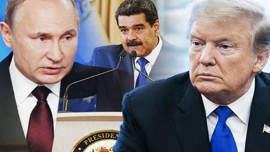 """Venezuela đang """"nóng dần"""" với sự hiện diện quân sự của Nga"""