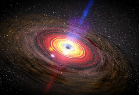 Hình ảnh về hố đen vũ trụ sắp được công bố