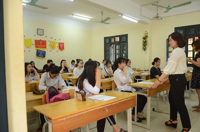 Trường ĐH, CĐ địa phương không tham gia phối hợp tổ chức thi