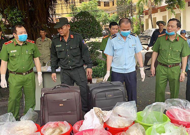 Phó Thủ tướng gửi Thư khen các lực lượng phá án hơn 500 kg ma tuý Ketamine