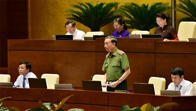 Bộ trưởng Tô Lâm: Ma túy đang là tội phạm của các loại tội phạm khác