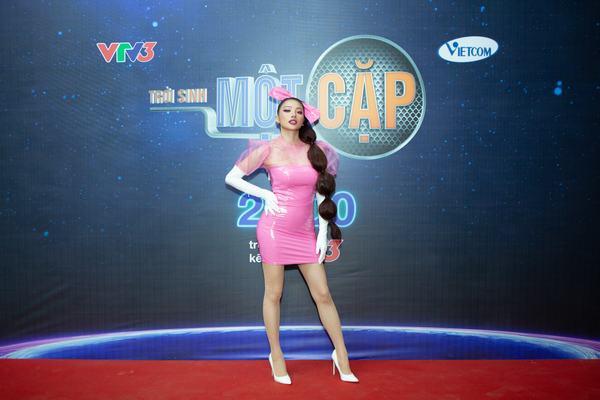 """Yaya Trương Nhi viết rap để khẳng định với giám khảo Huy Tuấn """"tôi không phải bình hoa di động"""""""