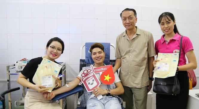 Hà Nội lần đầu tiên có điểm hiến máu cố định