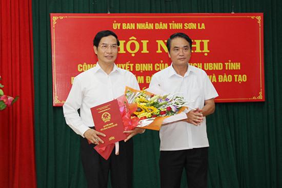 Sơn La bổ nhiệm thêm Phó Giám đốc Sở GD&ĐT trước ngày thi THPT quốc gia