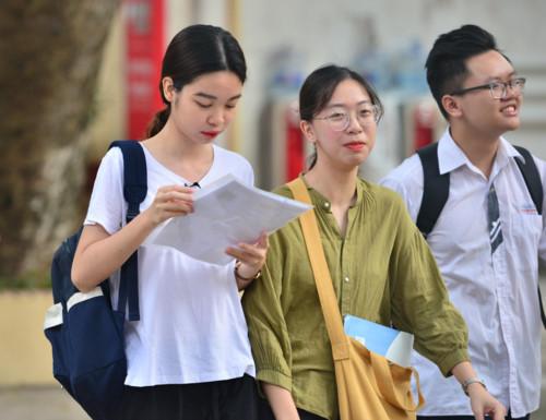 Kỳ thi THPT quốc gia 2019: Hơn 887.000 thí sinh bước vào môn thi Ngữ Văn
