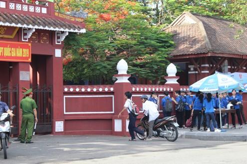 TT-Huế: Hơn 12.000 thí sinh tham gia kỳ thi THPT quốc gia 2019