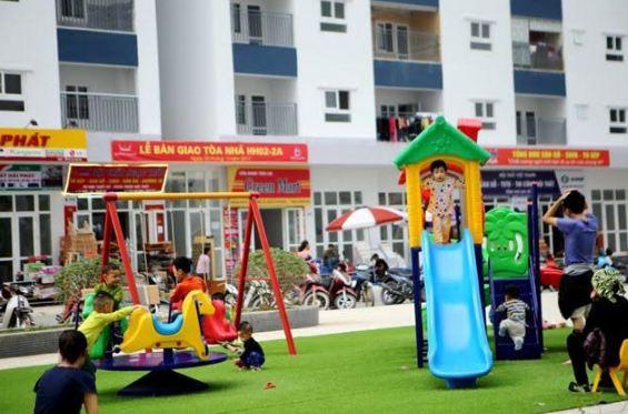 Công viên nước Thanh Hà đang gây sốt trên mạng xã hội