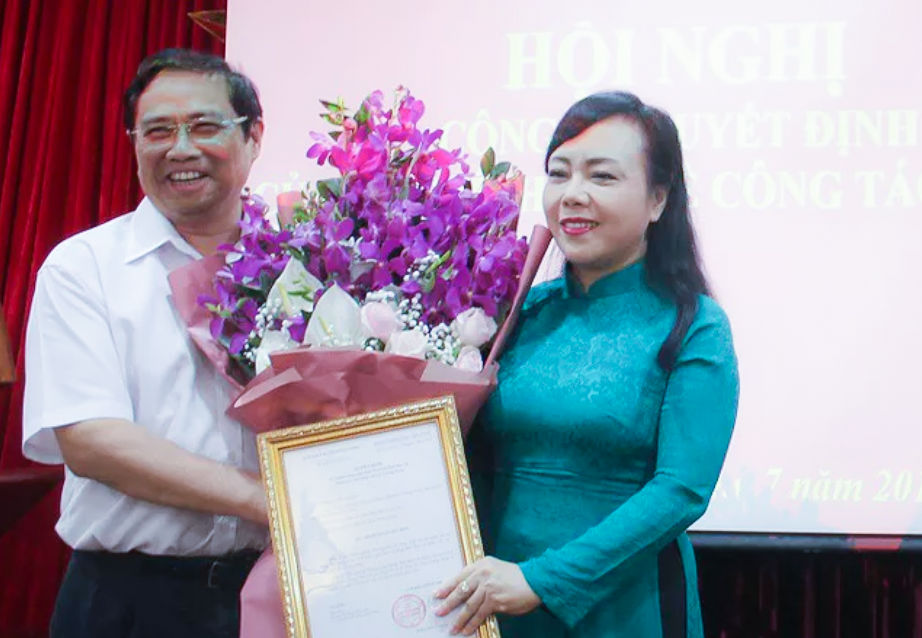Bộ trưởng Nguyễn Thị Kim Tiến giữ chức Trưởng Ban Bảo vệ sức khỏe Trung ương