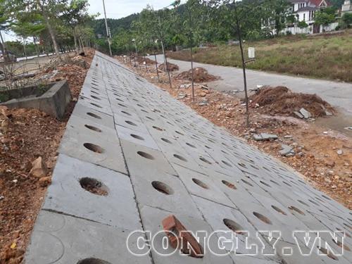 Nghệ An: Ngang nhiên xây dựng công trình khi chưa được cấp phép