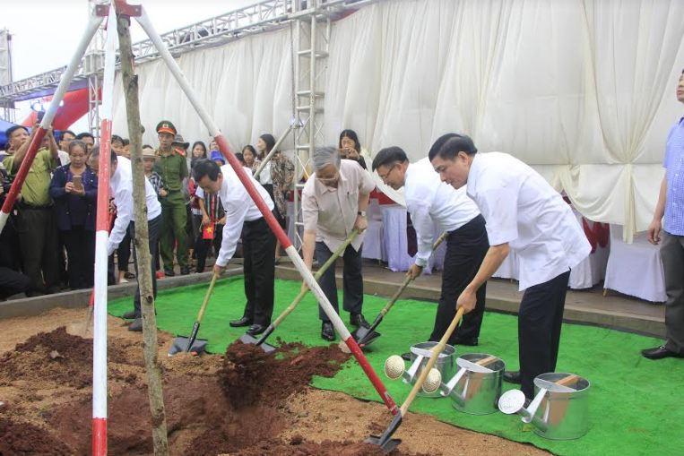 Khánh thành trường học tại xã đặc biệt khó khăn ở Gia Lai
