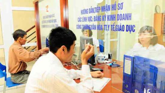 Từ ngày 20/9, giảm lệ phí đăng ký doanh nghiệp
