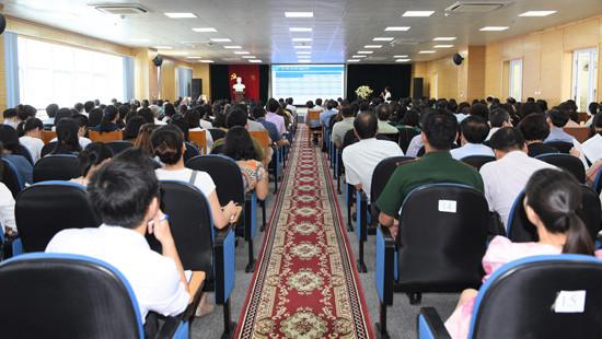 BHXH Hà Nội: Phổ biến Nghị quyết 05 của Hội đồng Thẩm phán tới các cơ sở KCB BHYT