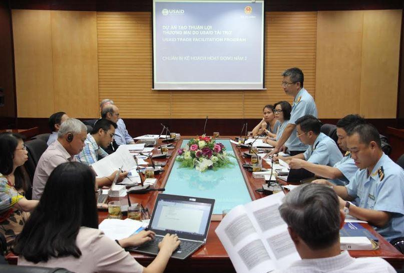Thúc đẩy thực hiện Dự án hỗ trợ kỹ thuật tạo thuận lợi thương mại (TFP)