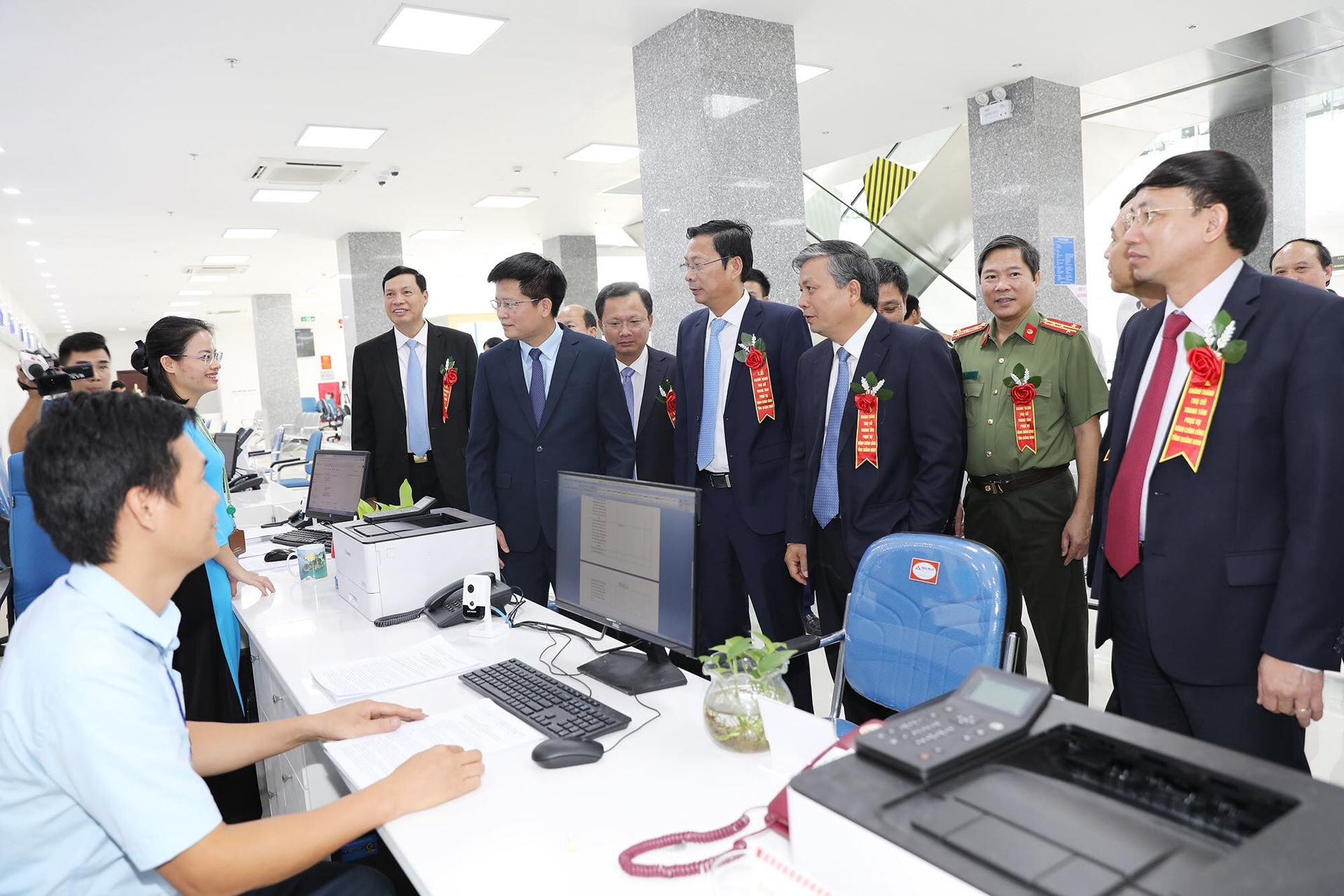 Quảng Ninh khánh thành Trung tâm Phục vụ Hành chính công