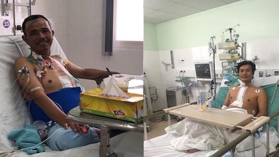 Quả tim và gan từ Hà Nội cứu sống 2 bệnh nhân ở Huế
