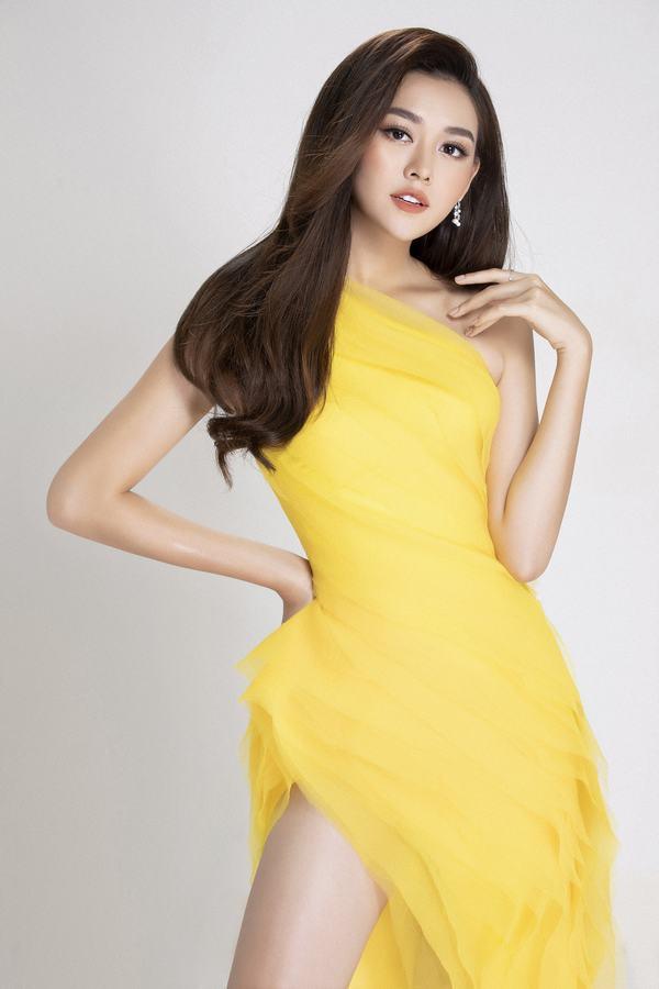 Á hậu Tường San ngọt ngào, quyến rũ chuẩn gu Miss Internatinal 2019