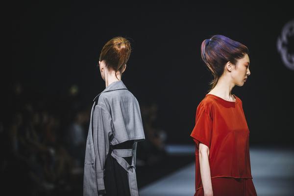 Hair Artist Minh Phương hội ngộ các NTM tóc châu Á tại Redress Design Award 2019