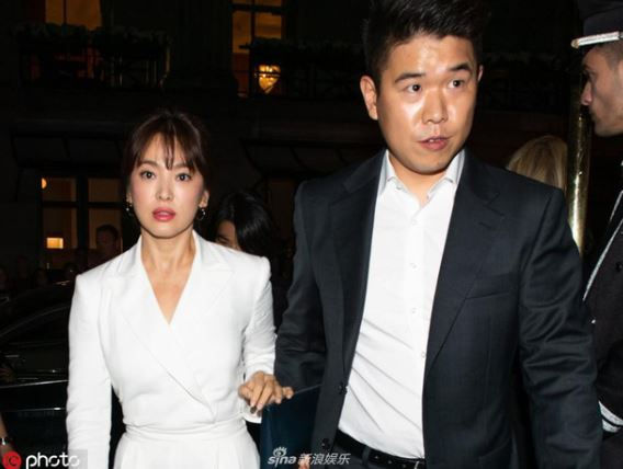 Lộ ảnh Song Hye Kyo tăng cân và dấu hiệu lão hoá tại sự kiện?