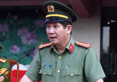 Cách chức Giám đốc Công an tỉnh Đồng Nai