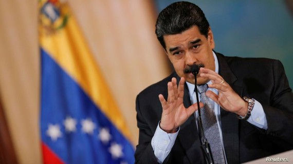 Tin vắn thế giới ngày 7/10: Nga - Venezuela gia hạn hợp đồng quân sự và năng lượng