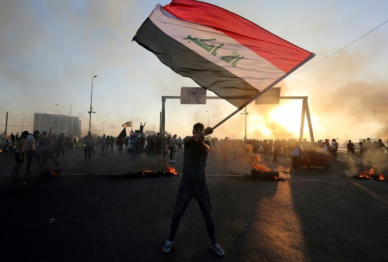 Biểu tình Iraq: Trách nhiệm và cam kết