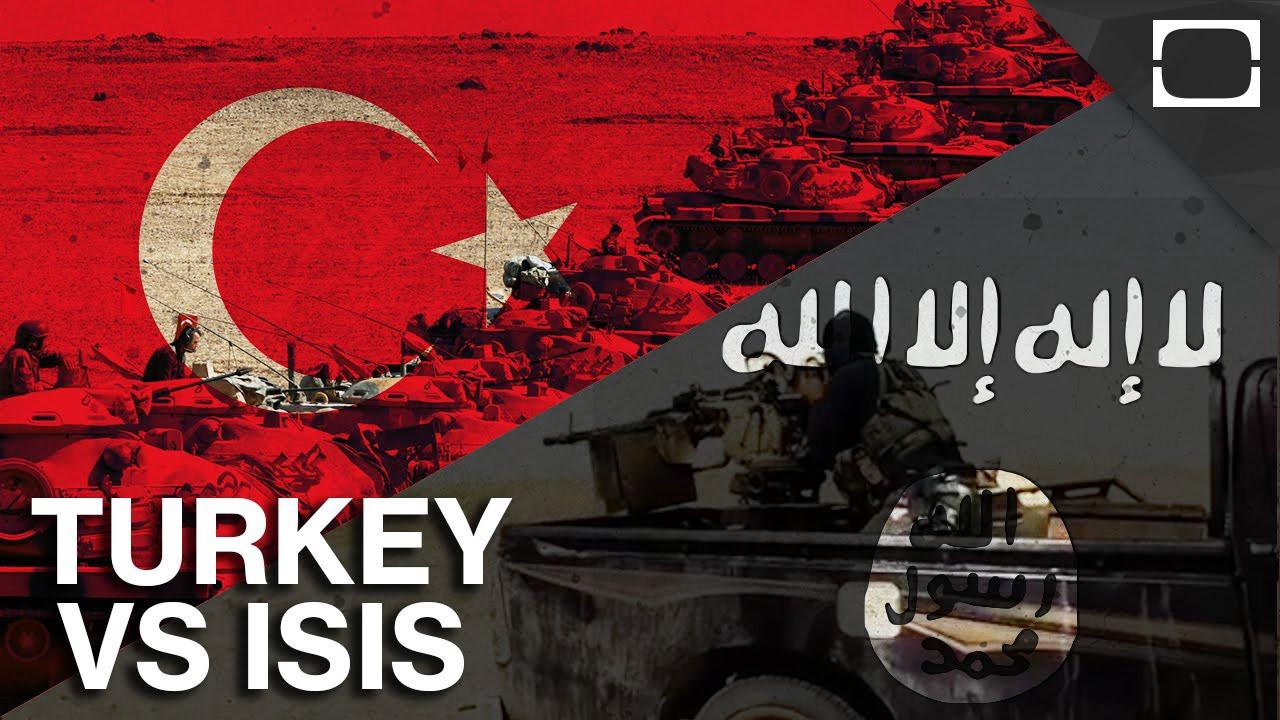 Tin vắn thế giới 8/10: Thổ Nhĩ Kỳ quyết không để khủng bố IS quay trở lại