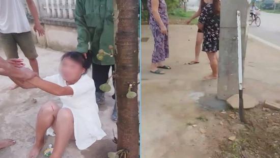 Thực hư thông tin bắt cóc trẻ em, chém người truy đuổi ở Phú Thọ