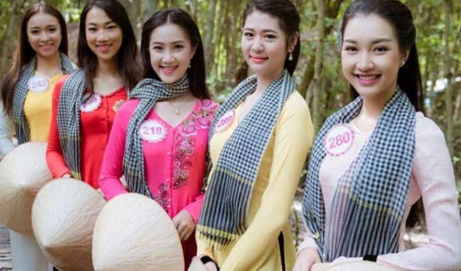 Lễ hội Dừa Bến Tre lần thứ 5 năm 2019: Tôn vinh nét đẹp áo bà ba