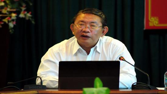 Nguyên Giám đốc Sở Khoa học và Công nghệ Đồng Nai bị khai trừ khỏi Đảng