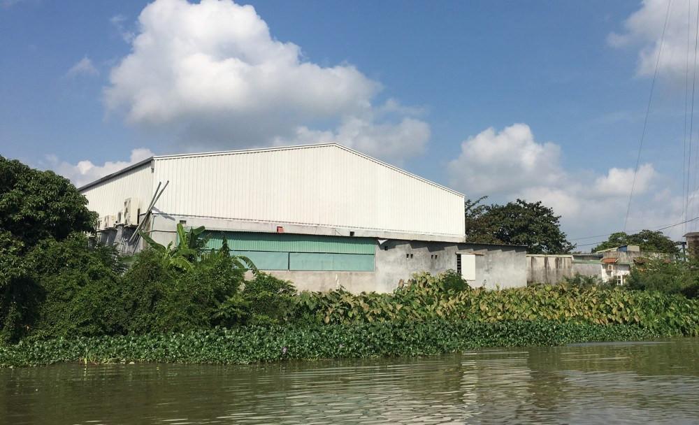 Ô nhiễm nguồn nước tại Hải Phòng ngày càng tăng