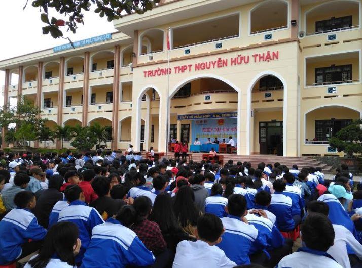 Tuyên truyền pháp luật về xâm hại tình dục cho học sinh phổ thông
