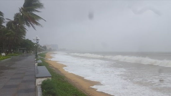 Bão số 5 suy yếu, Tây Nguyên và Trung Bộ có mưa lớn