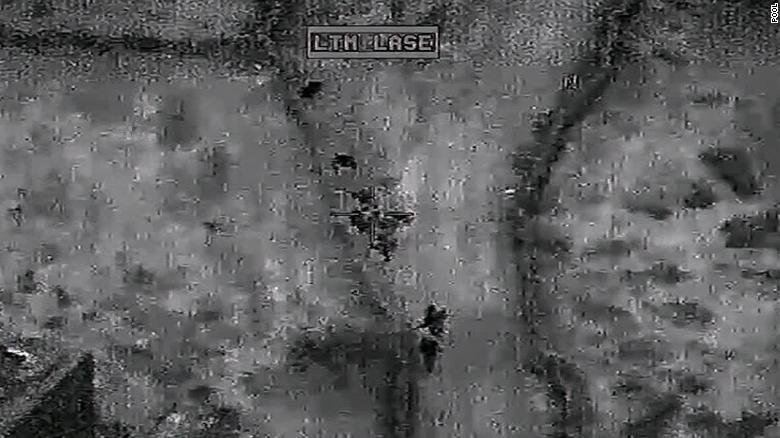 Lầu Năm Góc lần đầu tiên công bố video tiêu diệt trùm khủng bố IS