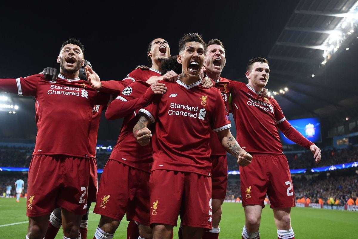 Liverpool – Man City: El Clasico của nước Anh