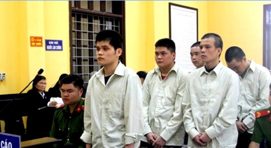 4 án tử hình trong đường dây của trùm ma túy xứ Lạng