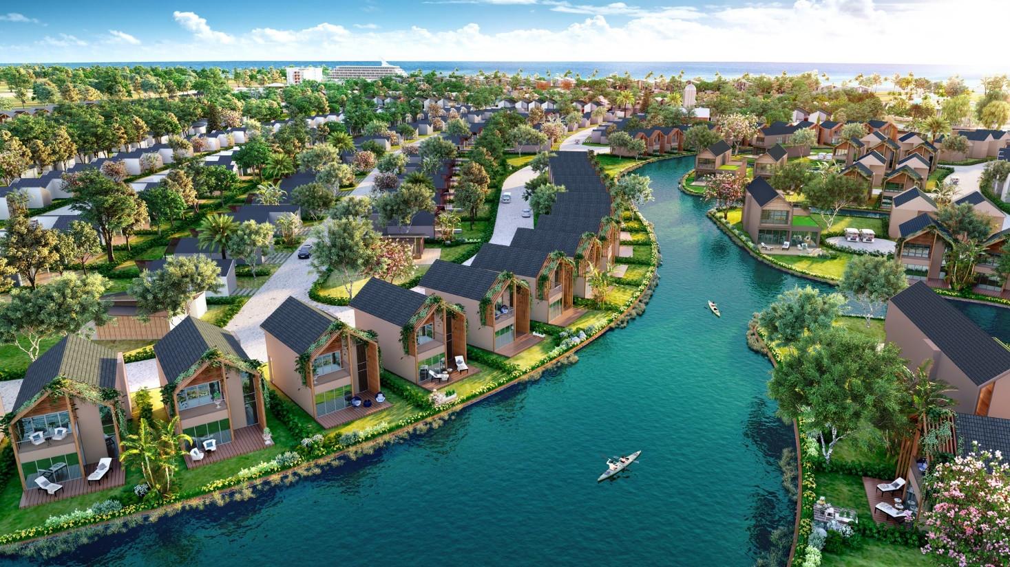 Novaland đồng hành cùng nhiều địa phương phát triển bền vững kinh tế du lịch