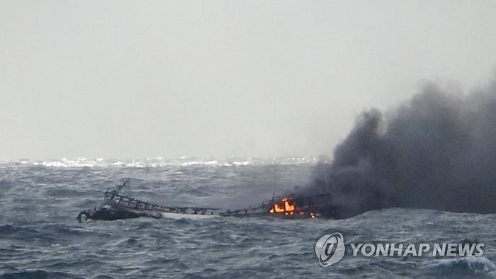 Sẵn sàng bảo hộ công dân vụ cháy tàu cá Hàn Quốc có người Việt Nam